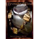 Bronzite Wood