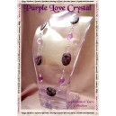 Purple Love Crystal